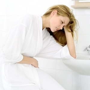 Flujo vaginal de color marrón rosáceo. Factores que provocan cambios en el color