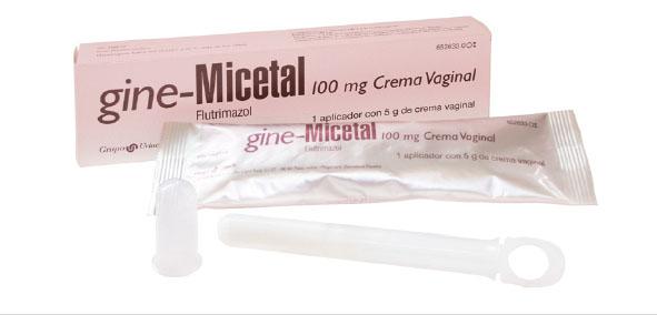 cremas para la candidiasis genital