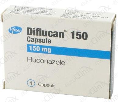 El Diflucan y la candidiasis