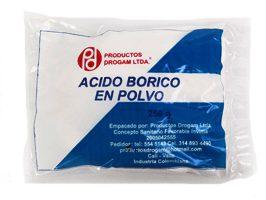 Sobre el ácido bórico y las infecciones por hongos (candidiasis)