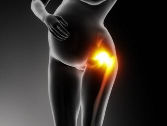 dolor pelvico en mujeres embarazadas