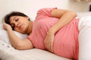 Mejores posiciones para dormir durante el embarazo