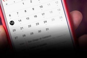Cómo retrasar el período menstrual de forma natural