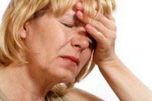 La menopausia y los dolores de cabeza