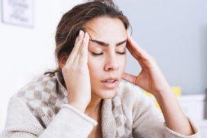 Dolor de cabeza antes del período menstrual