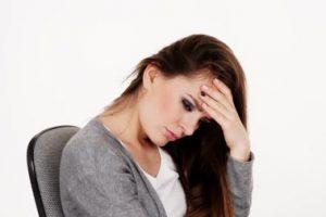 Ausencia del período menstrual durante 2 meses